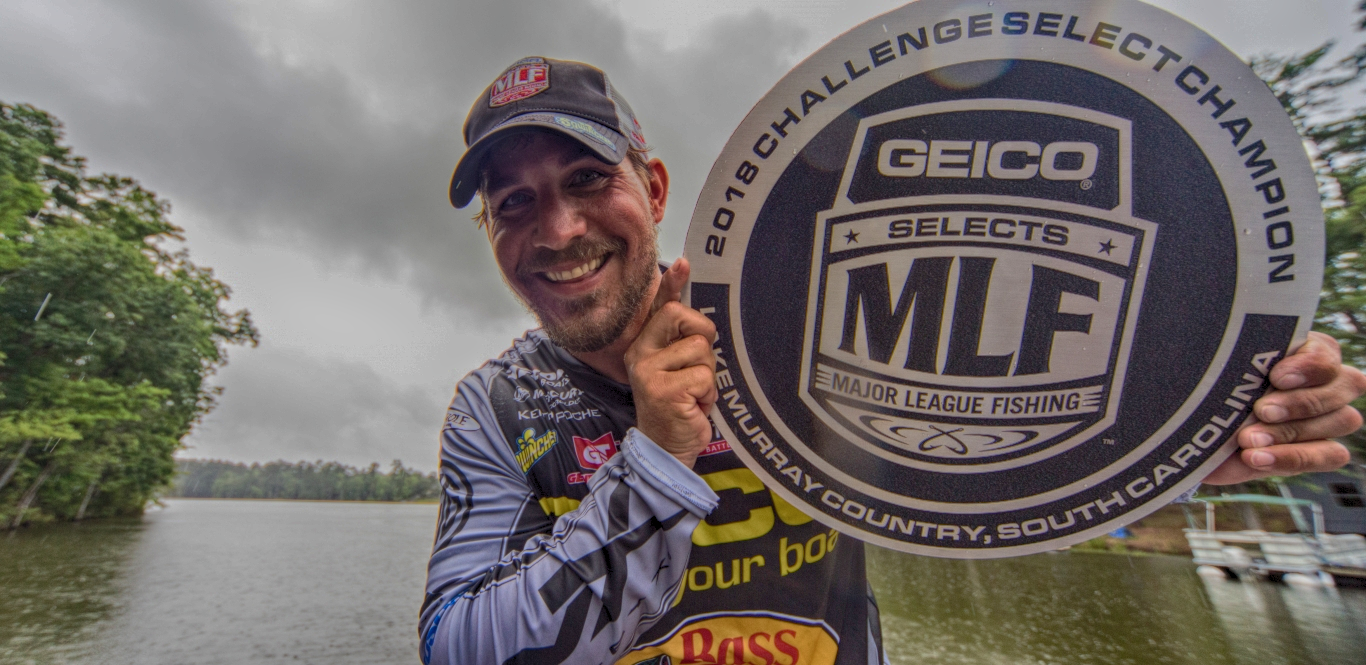 MLF EMBEDDED: Poche is MLF's 'Ironman'